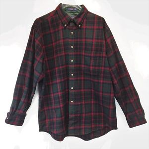 PENDLETON Authentic Cumming Hunting Tartan XL Wool